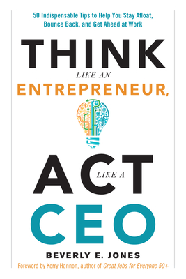 Think Like an Entrepreneur, ACT Like a CEO Cover