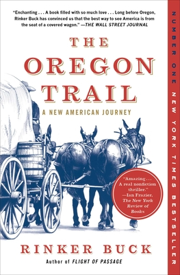 The Oregon Trail: A New American Journey Cover Image