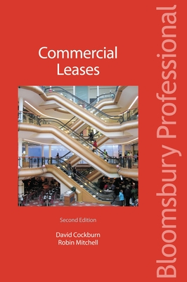 Commercial Leases: A Guide to Scottish Law (Second Edition) Cover Image