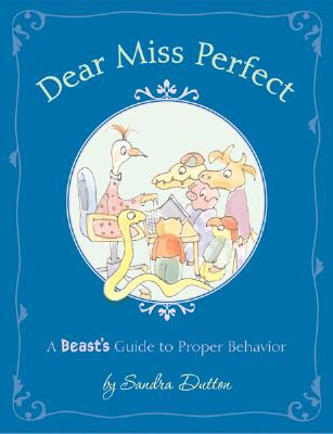 Dear Miss Perfect Cover