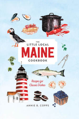 Little Local Maine Cookbook Cover Image