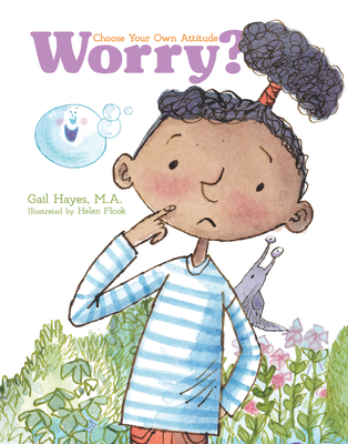 Cover for Worry? a Choose Your Own Attitude Book