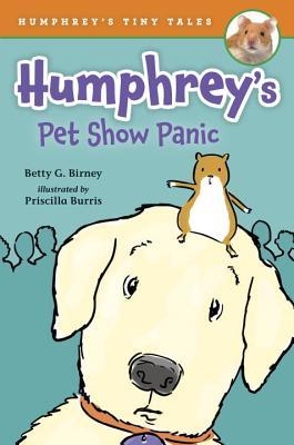 Humphrey's Pet Show Panic (Humphrey's Tiny Tales #7) Cover Image