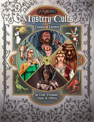 Houses of Hermes: Mystery Cults (Ars Magica) Cover Image