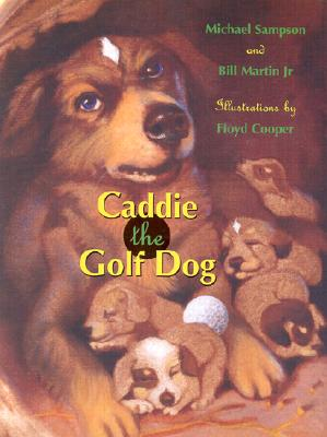 Caddie the Golf Dog Cover