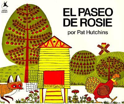 El Paseo de Rosie (Rosie's Walk) Cover Image