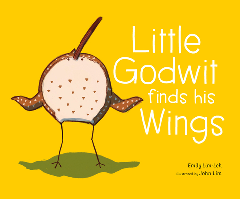 Little Godwit Finds His Wings Cover Image
