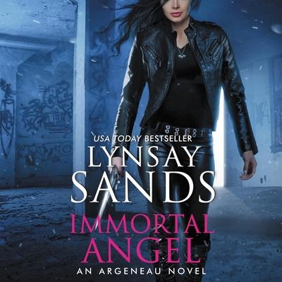 Immortal Angel Lib/E: An Argeneau Novel Cover Image