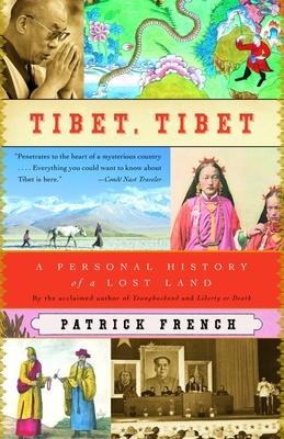 Tibet, Tibet Cover