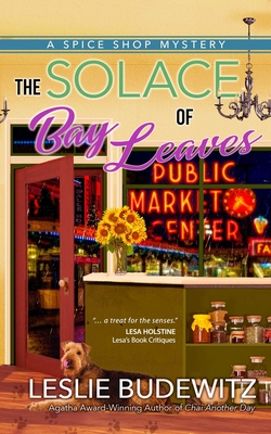 The Solace of Bay Leaves Cover Image