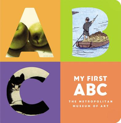 Cover for My First ABC