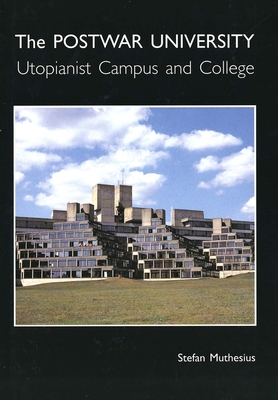 Cover for The Post-War University