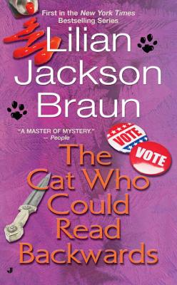The Cat Who Could Read Backwards (Cat Who... #1) Cover Image