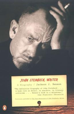 John Steinbeck, Writer Cover