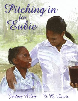 Cover for Pitching in for Eubie