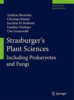 Strasburger's Plant Sciences: Including Prokaryotes and Fungi Cover Image