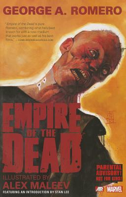 Empire of the Dead Cover