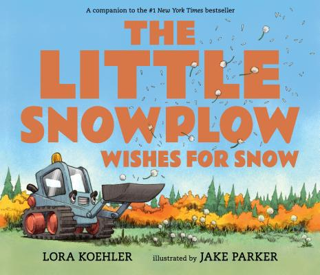 The Little Snowplow Wishes for Snow Cover Image