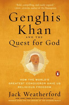 Cover for Genghis Khan and the Quest for God