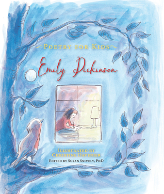 Poetry for Kids: Emily Dickinson Cover Image