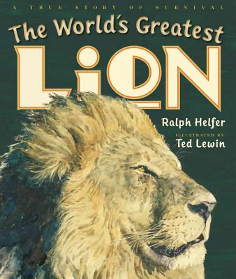 The World's Greatest Lion Cover Image