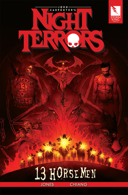 John Carpenter's Night Terrors: 13 Horsemen Cover Image