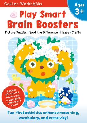 Cover for Play Smart Brain Boosters Age 3+