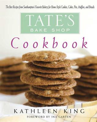 Tate's Bake Shop Cookbook Cover