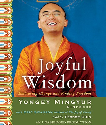 Joyful Wisdom: Embracing Change and Finding Freedom Cover Image