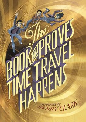 The Book That Proves Time Travel Happens Cover Image
