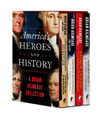 America's Heroes and History: A Brian Kilmeade Collection Cover Image