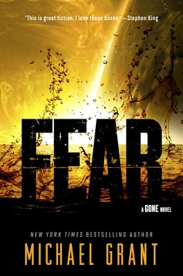 Fear (Gone #5) Cover Image