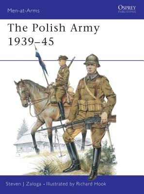 The Polish Army 1939 45 Cover