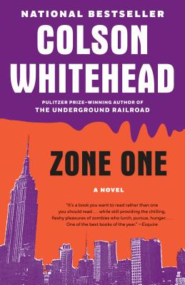Zone One Cover Image