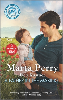 Cover for A Father in the Making