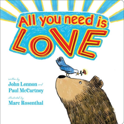 All You Need Is Love (Classic Board Books) Cover Image