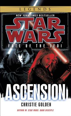 Ascension: Star Wars Legends (Fate of the Jedi) Cover Image