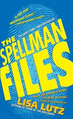 The Spellman Files Cover Image