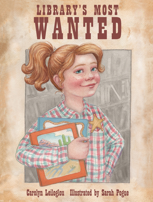 Library's Most Wanted Cover Image