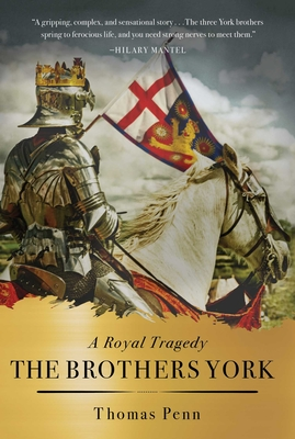 The Brothers York: A Royal Tragedy cover