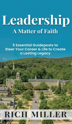Leadership A Matter Of Faith Cover Image
