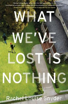 What We've Lost Is Nothing Cover