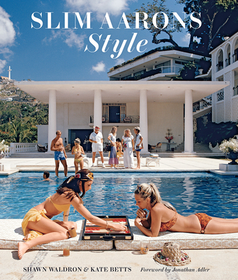 Slim Aarons: Style Cover Image