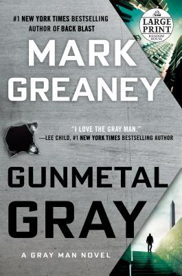 Gunmetal Gray (Gray Man #6) Cover Image