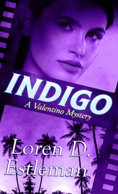 Cover for Indigo (Valentino Mystery #6)
