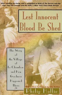 Lest Innocent Blood Be Shed Cover