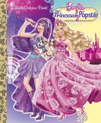 Barbie: The Princess and the Popstar Cover Image