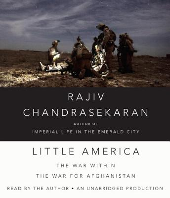 Little America: The War Within the War for Afghanistan Cover Image