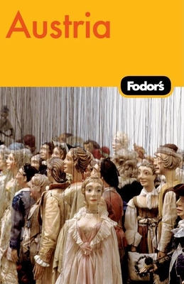 Fodor's Austria, 13th Edition Cover Image