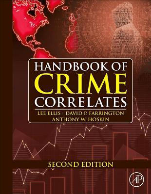Handbook of Crime Correlates Cover Image